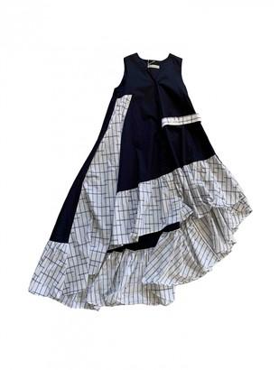 Palmer Harding Navy Cotton Dresses