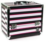 Caboodles Stylist 6 Tray Train Case