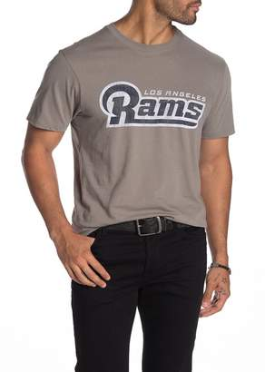 '47 NFL Los Angeles Rams Short Sleeve T-Shirt