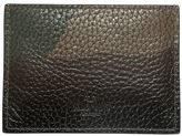Valentino Garavani Camouflage Leather Credit Card Holder