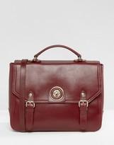Ri2K Leather Satchel Bag