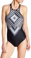 Pilyq Embroidered One-Piece Swimsuit