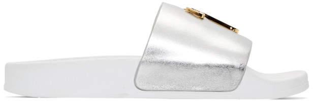 Giuseppe Zanotti Silver Lab 10 Slides