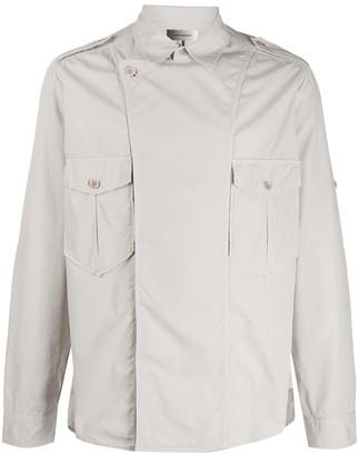 Isabel Marant Double Breasted Overshirt