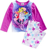My Little Pony 2-Pc. Adventure and Friendship Pajama Set, Toddler Girls