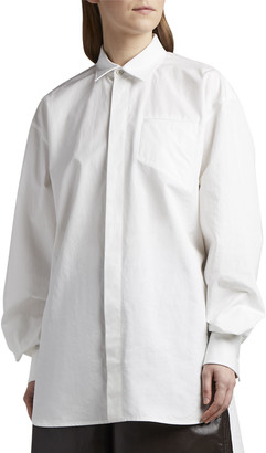 Bottega Veneta Cotton Oversized Shirt