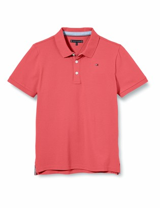 Tommy Hilfiger Boy's Essential Tommy REG Polo S/S Shirt