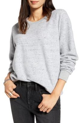 Treasure & Bond Brushed Sweatshirt