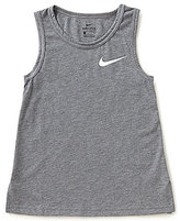 Nike Big Girls 7-16 Dry Training Tank Top