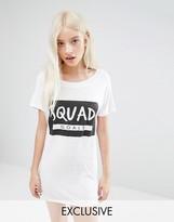 Adolescent Clothing Squad Night T-Shirt