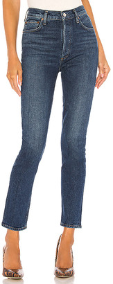 AGOLDE Nico High Rise Slim. - size 26 (also