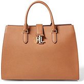 Lauren Ralph Lauren Carrington Collection Brigitte Tote