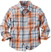 Carter's Baby Boy Button-Down Shirt