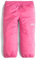 The North Face Toddler Girl's Reversible Snow Pants