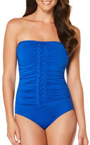 Jantzen Ruched One-Piece Swimsuit