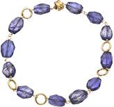 Nugaard Designs Gold and Gemstone Bracelet