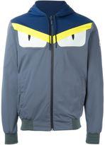 Fendi Bag Bugs jacket - men - Polyamide/Spandex/Elastane - 48