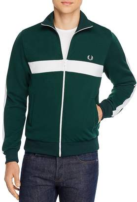 Fred Perry Chest-Stripe Track Jacket
