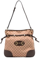 Gucci Morsetto GG Supreme messenger bag