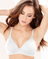Warner's Bra, Suddenly Simple Wireless Bra with Lace 2075