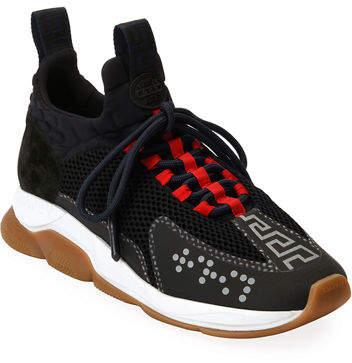 2fc03113 Versace Men's Sneakers | over 600 Versace Men's Sneakers | ShopStyle
