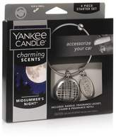 Yankee Candle Charming Scents 4-Piece Starter Set in Midsummer's Night