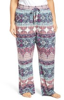 PJ Salvage Plus Size Women's Pajama Pants