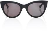 SUPER by RETROSUPERFUTURE Noa Black Acetate Sunglasses