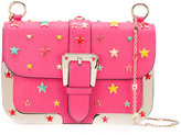 RED Valentino stars studded shoulder bag - women - Leather/Plastic/Metal (Other) - One Size