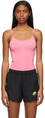 Nike Pink Air Bodysuit