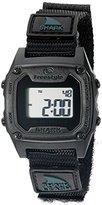 Freestyle Unisex 10022928 Shark Classic Mini Digital Display Japanese Quartz Black Watch
