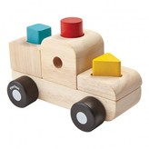 Plan Toys Lorry Puzzle
