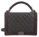 Chanel Large Paris-Salzburg Chain Boy Bag