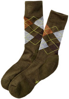 Smartwool Diamond Jim Argyle Crew Socks