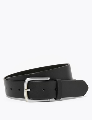 Marks and Spencer Leather Buckle Belt