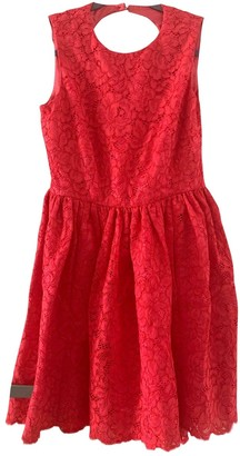 Kate Spade Pink Lace Dress for Women