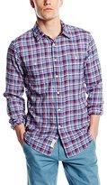 Dockers Wrinkle Twill Regular Fit Long Sleeve Casual Shirt