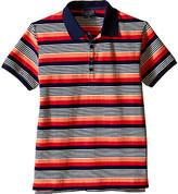 Toobydoo Short Sleeve Polo (Toddler/Little Kids/Big Kids)