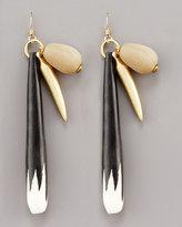 Asante Three-Drop Earrings