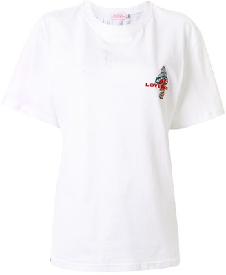 Charles Jeffrey Loverboy oversized Art Gallery T-shirt