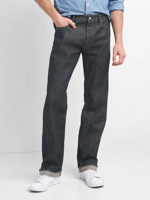 Gap Selvedge Standard Jeans