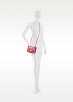 Moschino Patent Eco Leather Shoulder Bag