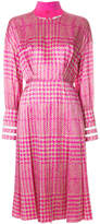 Fendi plaid dress