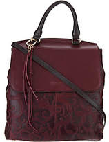 Tignanello Vintage Leather Convertible Backpack- Carson