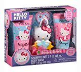 Hello Kitty 3-Piece Soap & Scrub Bath Gift Set