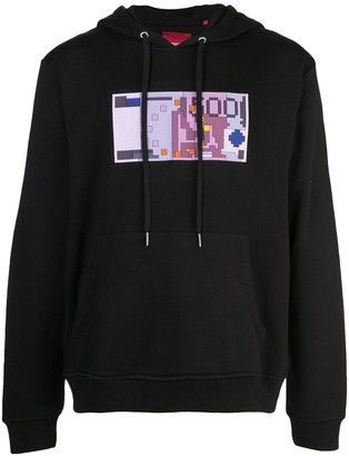 Mostly Heard Rarely Seen 8 Bit Euro hoodie