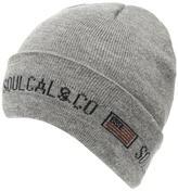 Soul Cal SoulCal Cal Brand BeanieSn74