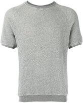 Barena short-sleeve sweatshirt - men - Cotton - S