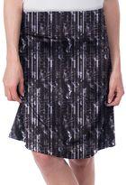 Soybu Plus Size Wanderlust A-Line Skirt