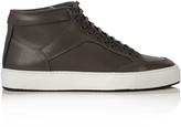 Etq Amsterdam High 1 leather trainers